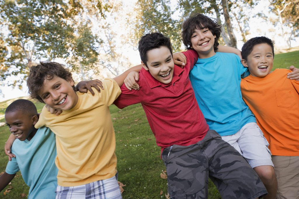 9 ways to help boys form the close friendships they crave